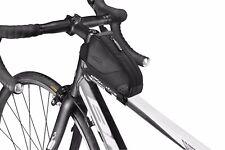 Bicycle Top Tube Pouch Bike Frame Bag Strap-on Reflective IBERA TB12M 3