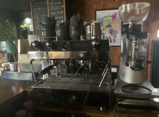 More details for commercial cafe/restaurant coffee machine