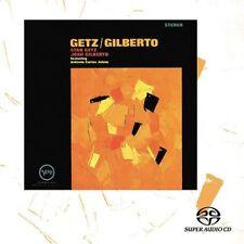 Getz/Gilberto (2002, SACD NEUF) Sacd