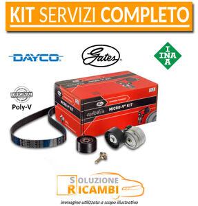 Kit Cinghie Servizi FIAT DUCATO Autobus 1.9 TD 66 KW 90 CV