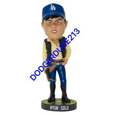 LA Dodgers Star Wars Hyun Solo Ryu Special Limited Edition Bobblehead PRESALE