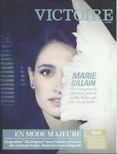 MARIE GILLAIN VICTOIRE