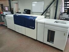 More details for xerox versant 2100 colour press with stacking unit, twin deck &  ex-p 2100 fiery
