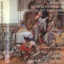 Women as portrayed in orientalist painting