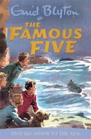 Five Go Down to the Sea (Famous Five), Enid Blyton, New