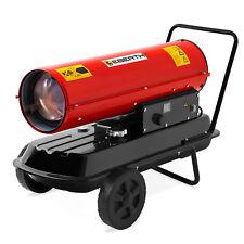 EBERTH 30 kW Canon Air chaud Diesel Générateur Appareil de chauffage Aérotherme