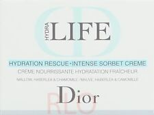 Dior Hydra Life Hydration Rescue Int. Sorbet Creme 50ml Women