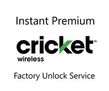 USA Cricket Wireless Premium Instant Factory Unlock Service For All iPhone