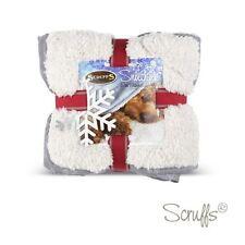 Scruffs Pet Snuggle Comfort Blanket Dog Cat Duvet Reversable Red/Brown/Blue/Xmas