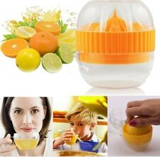 Presse-agrumes manuel portable d'orange citron Jus de fruits squeezer