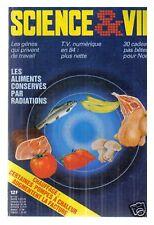SCIENCE ET VIE  795 POMPE A CHALEUR TV NUMERIQUE 1983