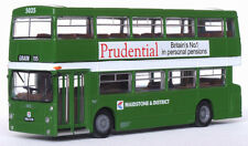 28009 EFE Single Door Daimler Fleetline DMS Maidstone & District 1:76 Diecast #