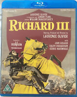 Richard III (Laurence Olivier) Blu-Ray