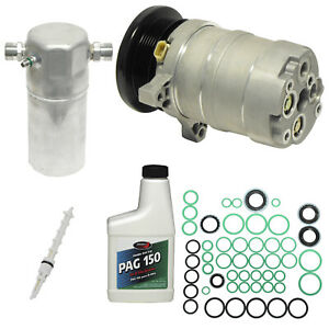 New A/C Compressor and Component Kit for DeVille Fleetwood