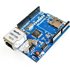 1PCS W5100 Ethernet Shield For Arduino Main Board UNO R3 ATMega 328 MEGA2560