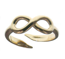 Bague pour femme en argent 925 symbole Infini/Infinity réglable homme/unisexe