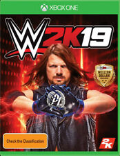 Wwe 2k19 Aus  - Xbox One game - BRAND NEW