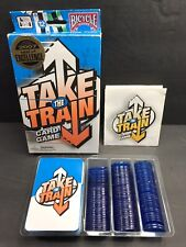 Bicycle Take The Train Card Game by Bicycle