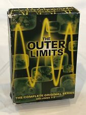 The Outer Limits Original 1960s TV Series Complete 7-Disc DVD Box Set Rare OOP