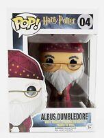 """Funko Pop Harry Potter 04 Albus Dumbledore Vinyl 4"""" Figure 1011S"""