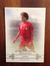 2015 Futera Unique Football Soccer Card - Belgium AXEL WITSEL Mint