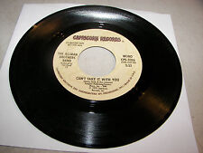 THE ALLMAN BROTHERS BAND CAN'T TAKE IT WITH YOU 45 VG+ Capricorn CPS-0326 PROMO