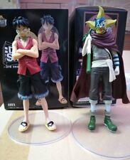 anime Luffy and Usop set of 2pcs Pvc figure gift doll anime toy anime hot
