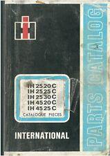 International Farm Forklift 2520C 2525C 2530C 4520C 4525C Parts Manual
