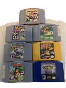 N64 Game Lot