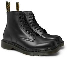 Dr Martens Rixon Mens Boot Black Leather Made In England Size 12 RRP £199