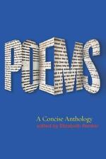 Poems: a Concise Anthology (2015, Paperback, Annotated)