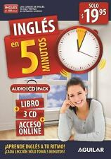 INGLTS EN 5 MINUTOS / ENGLISH IN 5 MINUTES