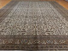 Antique Muted Wool Colors,Hereke Rug 7x10ft