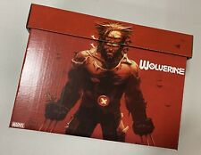 Wolverine Short Comics Box Official Marvel Licensed Comic Book Storage