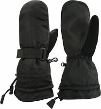 N'Ice Caps Men's and Women's 100 Gram Thinsulate Waterproof Ski Mittens and Glov