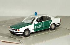 BMW 535 i E34 1985-1996 Polizei Schabak one siren 1:43