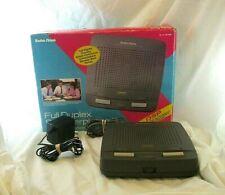 Vintage Radio Shack Full Duplex Speakerphone Open Box Tested Conference Calls