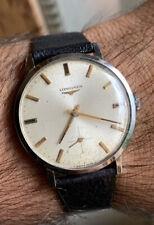 Orologio Watch Longines Cal.490 Top Vintage Swiss Made Rare