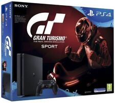 Sony PlayStation 4 GT Sport 500GB Console (PAL) - Black