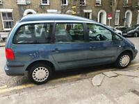 2001 Volkswagen Sharan 2.0 S 5dr MPV Petrol Manual