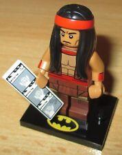 Lego 71020 BATMAN MOVIE-personnage-Série 2-Apache Chief Chef Indien