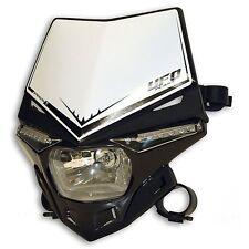 Portafaro Headlight Stealth UFO Nero