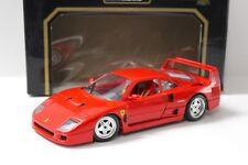1:18 Bburago Ferrari F40 red 1987 NEW bei PREMIUM-MODELCARS