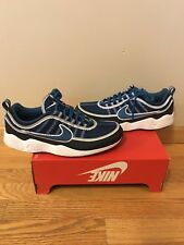MENS NIKE AIR ZOOM SPIRIDON '16 SHOES / SIZE 10.5 ARMORY NAVY TRAINER $160 Rare
