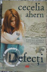 Defecti de Cecelia Ahern Book in Romanian