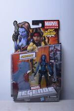 "Marvel Legends 6"" MYSTIQUE VHTF  FIGURE WITH GUNS AND STAND X MEN"