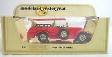 "VINTAGE MATCHBOX ""MODELS OF YESTERYEAR"" Y-6 1920 ROLLS ROYCE"