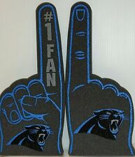 NFL Foam Finger, Carolina Panthers, NEW