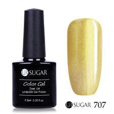 UR SUGAR Nail UV Gel Polish Soak Off Top Base Coat Gel Nail Art Multi-color