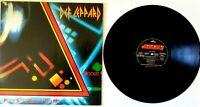 "NM/NM DEF LEPPARD POUR SOME SUGAR ON ME / ROCKET 12"" VINYL USA 1987 P/S"